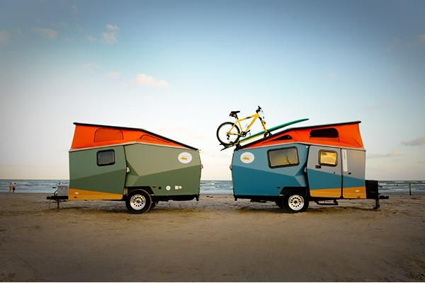 the cricket trailer 2   The Cricket Trailer: RV with Low Costs to Combat High Gas Prices