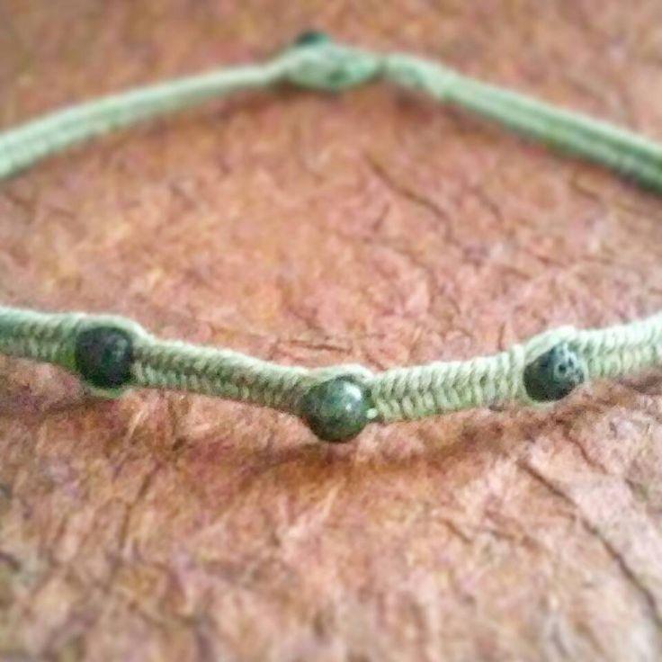 Just in: Green Jade and Lava Hemp Choker - Fish braid Hemp Necklace - Organic Jewelry - Mens Choker - Green Braid Hemp Necklace https://www.etsy.com/listing/502077386/green-jade-and-lava-hemp-choker-fish?utm_campaign=crowdfire&utm_content=crowdfire&utm_medium=social&utm_source=pinterest