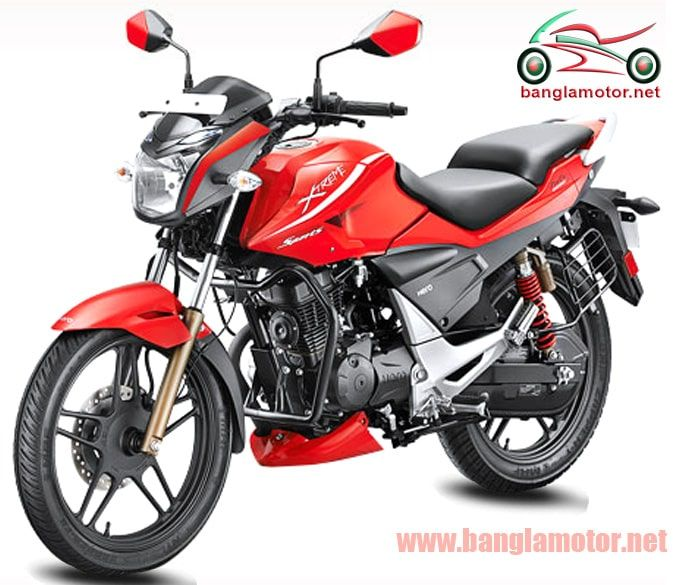 Hero Xtreme Sports The Xtreme Power Bike In Bangladesh 149 2cc