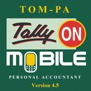 """Download Tally On Mobile [TOM-PA 4.5]:        License not activated even I made payment one month back  Here we provide Tally On Mobile [TOM-PA 4.5] V 4.5 for Android 3.0++ This app is a tool to maintain business or personal accounts on android device in """"Tally Way"""". Person having no knowledge of accounting can also...  #Apps #androidgame #SatelliteComputers-India  #Business http://apkbot.com/apps/tally-on-mobile-tom-pa-4-5.html"""