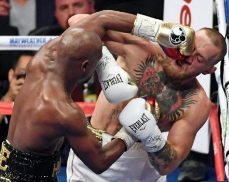 Following therecent boxing match betweenFloyd MayweatherandConor McGregor Hall-of-Fame refereeRobert Byrdcame under fire for what appeared to be a premature stoppage likely because a wobbly McGregor despite taking heavy damage was still on his feet when the bout was called.  However according to former ringside physicianDarragh OCarrollhe praised the refereefor putting the brain before the brawn 'Byrd's calculation to call a stoppage was likely not based on signs of fatigue but rather signs…