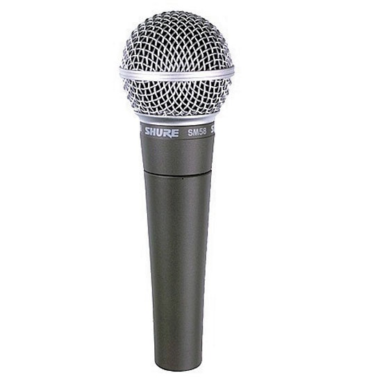 Our new mics
