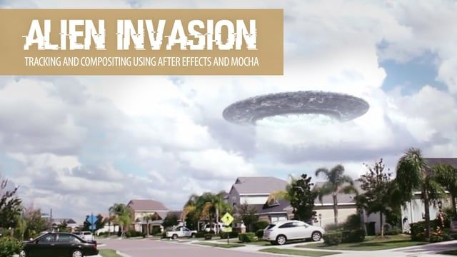 Check out the FINAL PROJECT here: https://vimeo.com/111007748  In the second part of our two part 'Alien Invasion' tutorial series we will take a look at how to composite our new Alien Spaceship model into a scene in After Effects.   Get more info in our tutorial blog post: http://www.premiumbeat.com/blog/effects-video-tutorial-alien-invasion/  Need music for your media projects? Give us a listen: http://www.bit.ly/pb-music