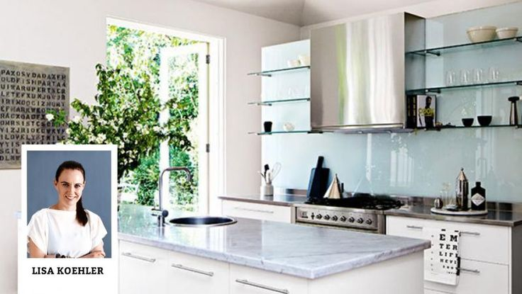 Lisa's top tips for a dream kitchen