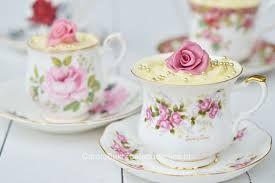 Afbeeldingsresultaat voor chocolademousse in vintage cups