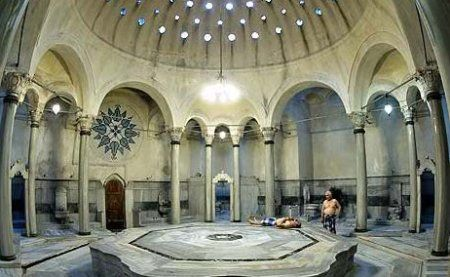 Traditional Turkish Bath
