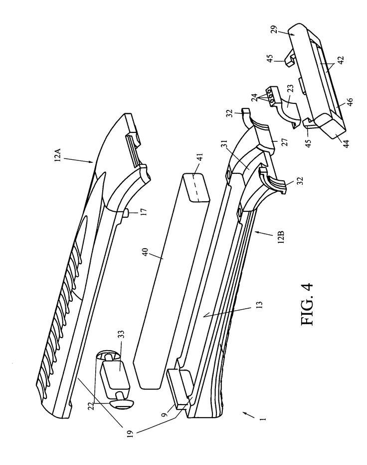Old Fashion Razer Blades