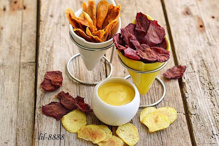 Овощные чипсы в микроволновой печи. Кулинар.ру – более 100 000 рецептов с фотографиями. Все кулинарные рецепты блюд: супов, закусок, десертов с фотографиями.