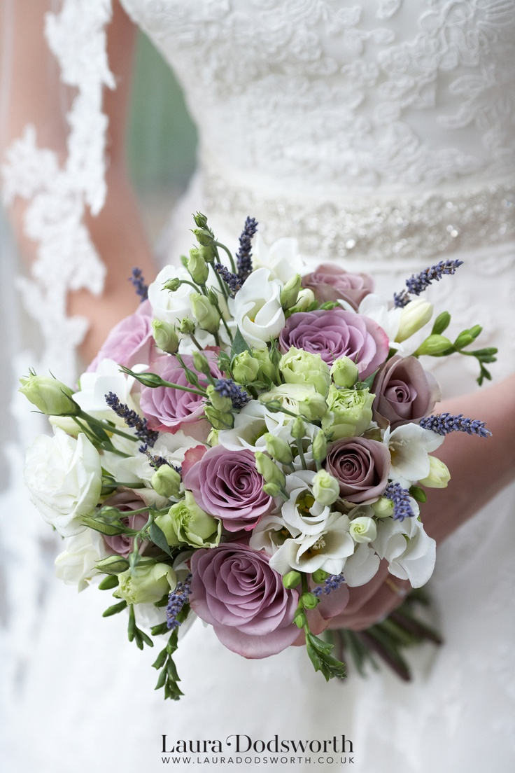 flower bouquets wedding memory roses amnesia roses lizzianthus freesia and 4145