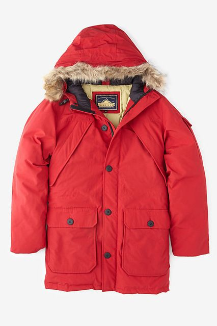 15 Extra-Warm Winter Jackets On Sale Right Now, Because It's Cold #refinery29 http://www.refinery29.com/hooded-winter-jackets-on-sale#slide-13 If it's good enough for a Hudson, Massachusetts winter, it's good enough for your city commute.