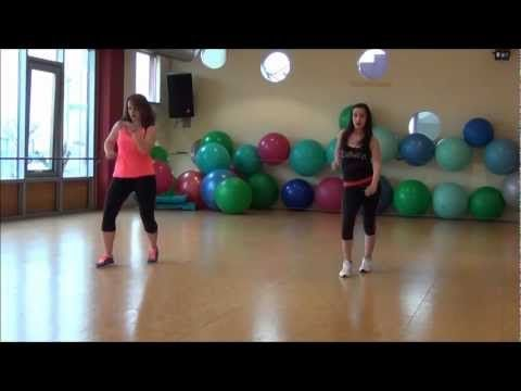 ▶ Zumba Pégate - T and Krista do this at Southziders. MZL does it too :)