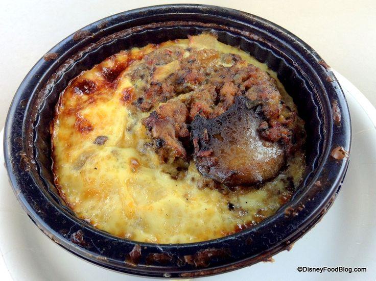 Epcot Food and Wine Festival Recipe - South African Bobotie (Disney Food Blog): use SCD yogurt instead of half and half