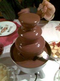 Schokoladenfondue Rezept - Rezepte kochen - kochbar.de - mobil