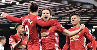 Manchester United 3 - 1 SunderlandCompetition: Premier LeagueDate: 26 December 2016Stadium: Old Trafford (Manchester)Referee: M. Atkinson
