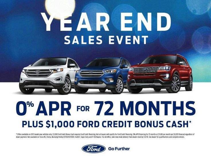 It S A Great Time Of Year To Get A Fantastic Deal On A New Ford