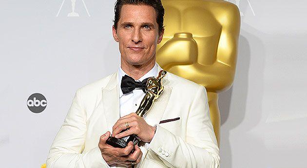 Estos son los ganadores de los premios Oscar 2014