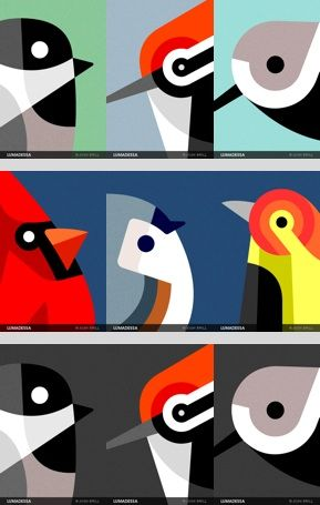 beautiful bits – by the prezi design team - Latest - Illustrations by Josh Brill