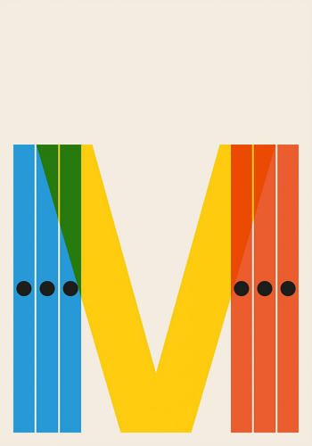 7 | Designers Pay Tribute To Massimo Vignelli With 53 Original Posters | Co.Design | business + design