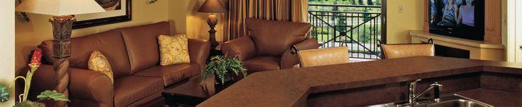 Rooms at Wyndham Bonnet Creek Resort - Lake Buena Vista, Florida