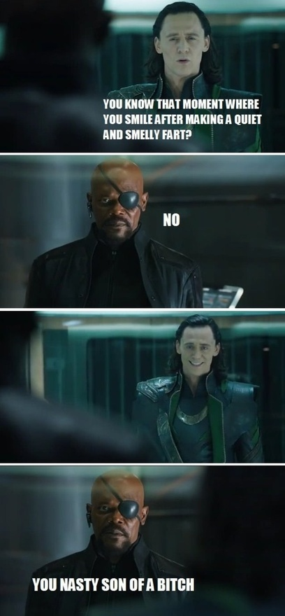 Avengers - Loki - MEME, LOL and Funny Pictures. Get the BEST and Funniest MEME, Funny Pictures and LOL from the Funny Pictures Blog.