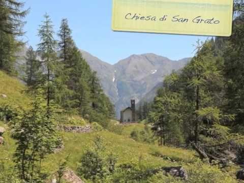 L'Alpe Larecchio è una bellissima conca prativa circondata da radi larici, attraversata da un sinuoso corso d'acqua ricco di pesci e dominato verso nord dal Corno Bianco, cima che tocca i 3320 metri. Situata in Val Vogna, valle laterale della Valsesia, si raggiunge dalla frazione Sant'Antonio di Riva Valdobbia.