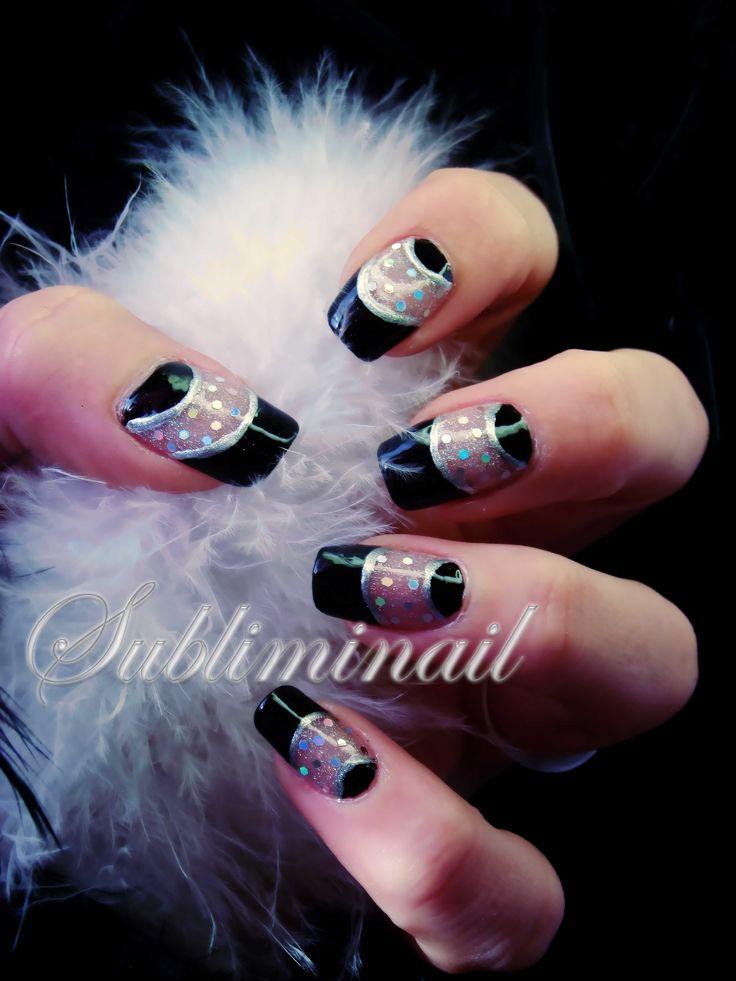 Nail art Classy chic