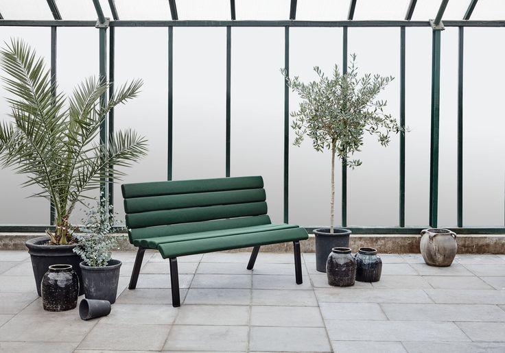 Newcomer 2017 | Park sofa, design: Sanna Gripner & Märta Hägglund | Styling: Katrin Bååth | Photo: Sara Landstedt