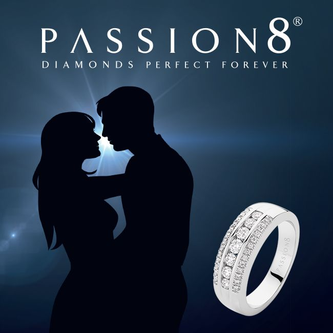 Passion8 Diamonds, perfect forever! Now available at York Jewellers