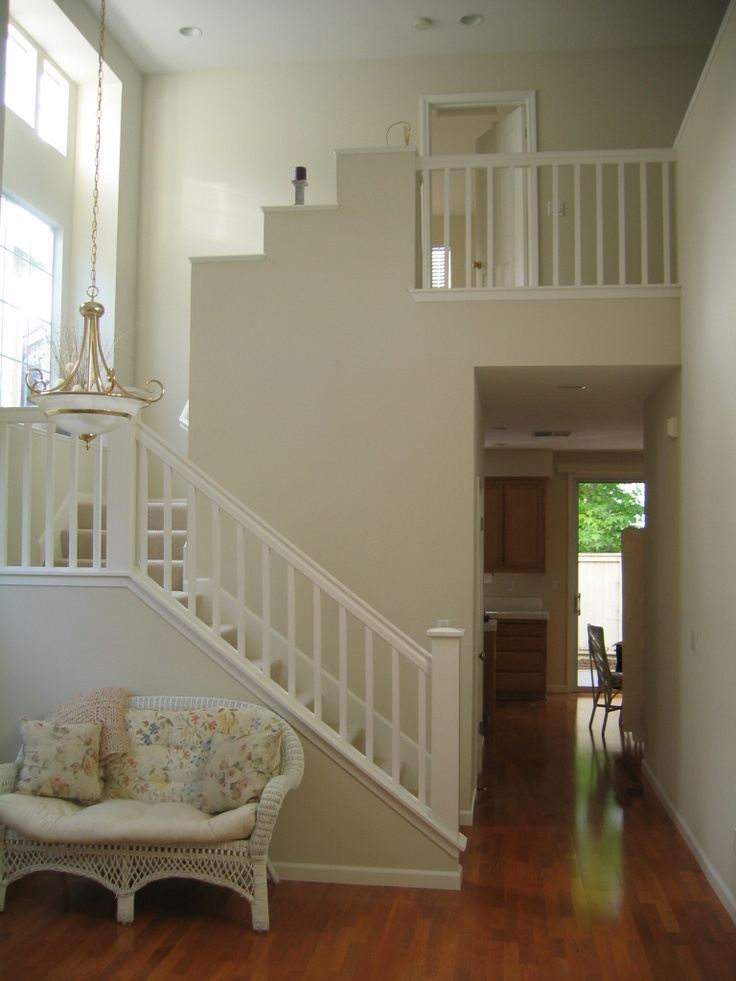 "Benjamin Moore paint color in ""Putnam Ivory""My living room color"
