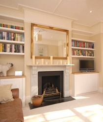 Alcove Units & Fitted Wardrobes, Creative Woodwork, London W4