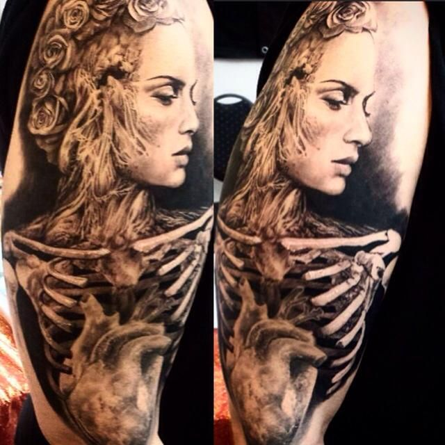 61 Jaw Dropping Chest Tattoos Meaning: 1000+ Images About Tattoos On Pinterest