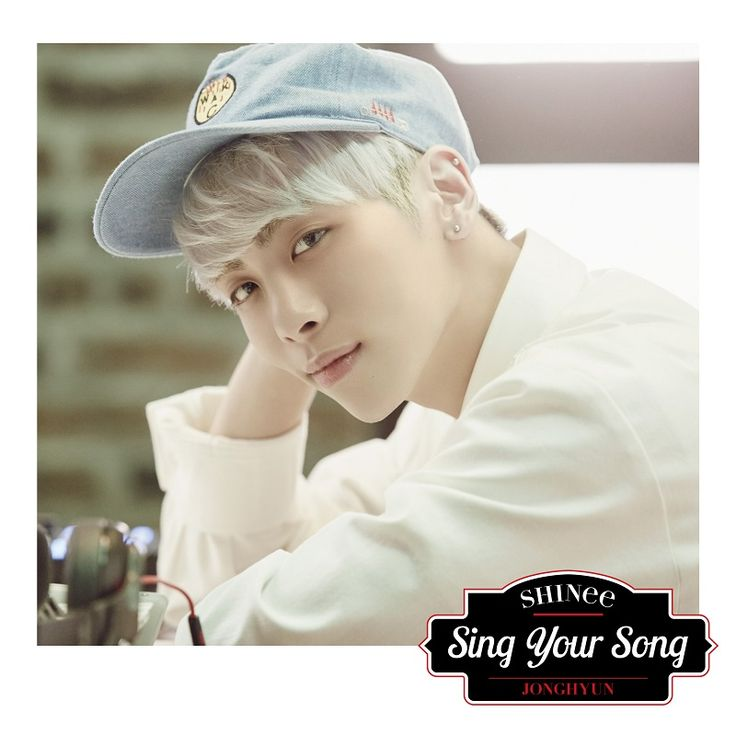 Jonghyun | 'Sing Your Song' 12th Japanese Single Teasers