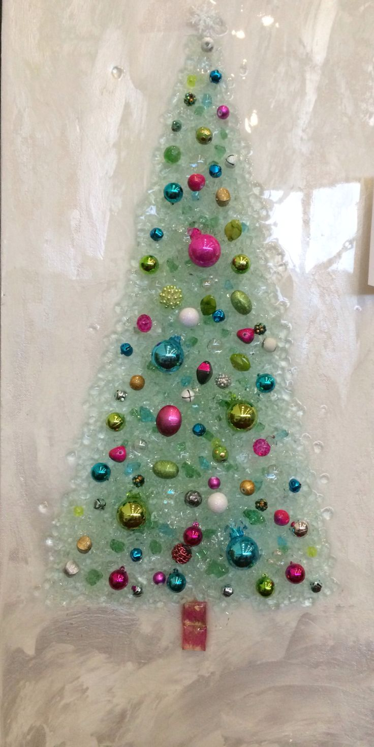 Glass craft ornaments - Art Shattered By Cindy Manly Www Artshattered Com Crushed Glasscraft