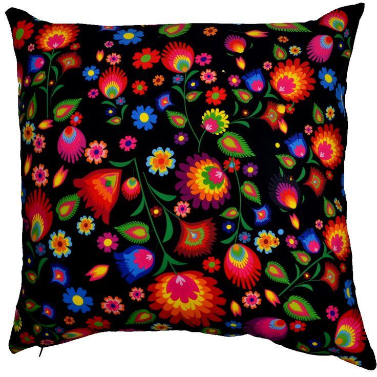 Designer decorative Folk pillow № gd415