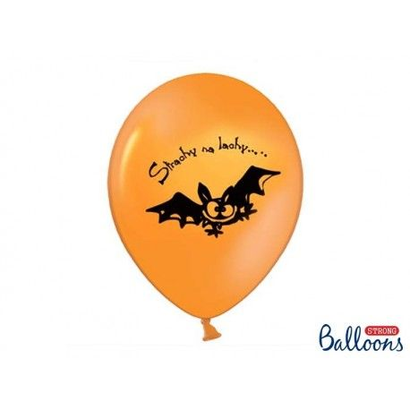 Przed nami Halloween:) Zaopatrzenie już czeka:)  Gumowy Balon - Strachy na Lachy - Pastel Orange z motywem nietoperza na pomarańczowym tle.   Wielkość: 30 cm (12 cali). Balon jest wypełniony helem.   UWAGA!!!   Balonów wypełnionych helem nie wysyłamy, tylko odbiór w sklepie stacjonarnym  http://www.niczchin.pl/balony-z-helem-dla-dzieci-krakow/3078-balon-halloween-strachy-na-lachy-pastel-orange.html  #balonhalloween #balonyzhelem #strachynalachy #niczchin #balonykrakow