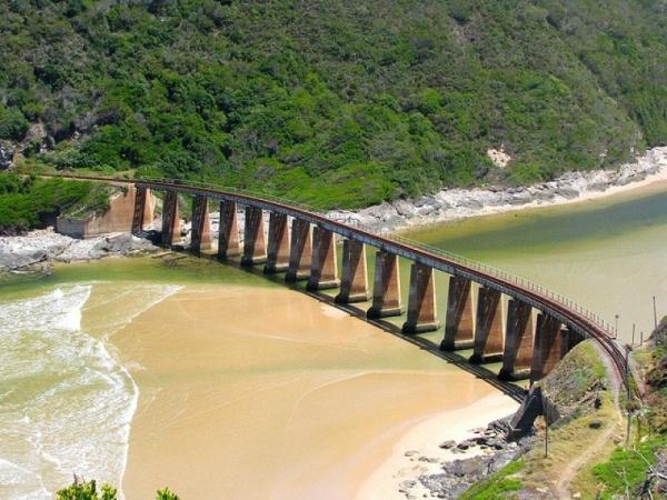 Kaaimans River Bridge, Wilderness - South Africa