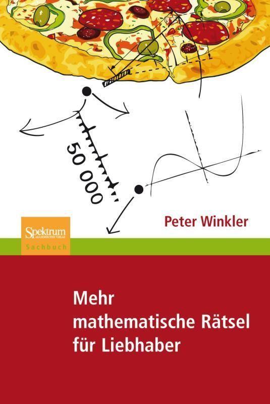 Mehr mathematische Rätsel für Liebhaber von Peter Winkler (2010, Taschenbuch) de.picclick.com