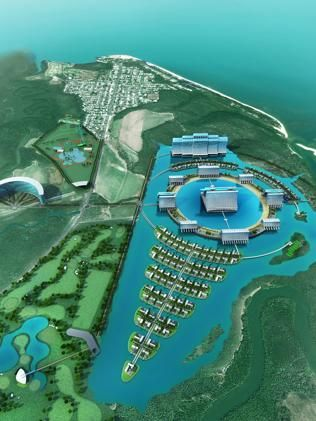 $4.2 Billion Resort Planned for Cairns