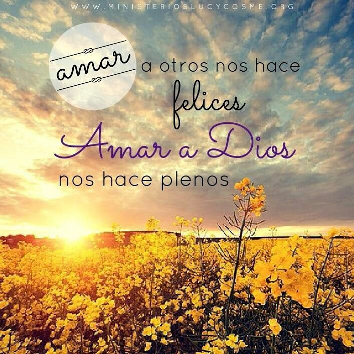 Amar a Dios