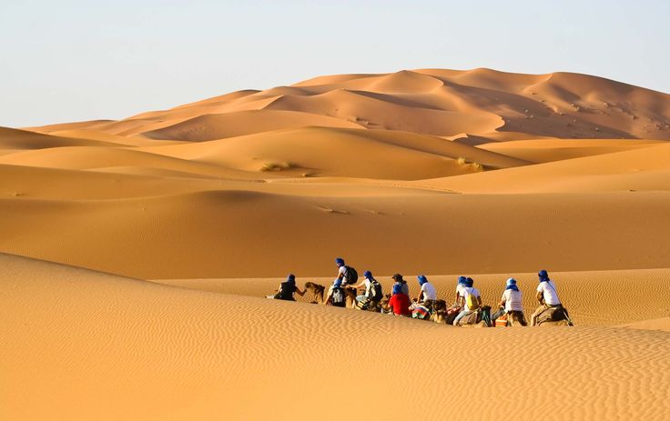 Gewinne eine Reise nach Marokko mit Shoestring!
