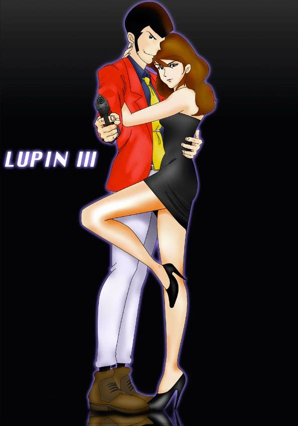 Lupin e Margot 2