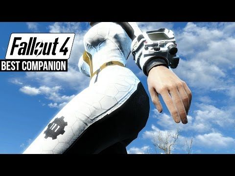 FALLOUT 4 BEST COMPANION - FULL GUIDE - YouTube