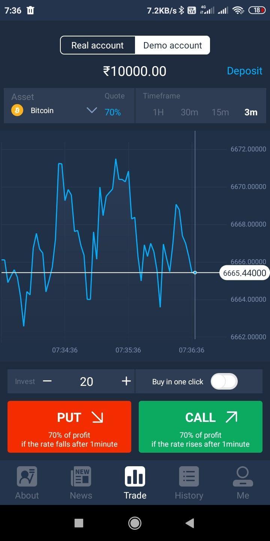 trading demo account app wie man geld verdienen kann