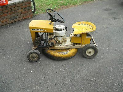 Vintage Riding Mowers - For Sale