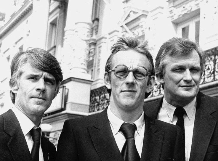 1983 - Kees Van Kooten, Freek De Jonge & Wim De Bie in Amsterdam.