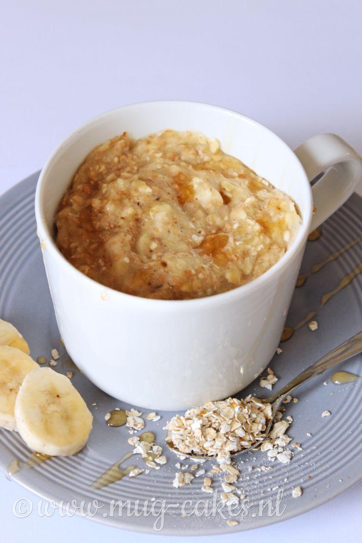 Wil je gezond eten maar toch jezelf verwennen? Maak dan binnen enkele minuten een overheerlijke en gezonde mug-cake zonder ei, met behulp van je magnetron!