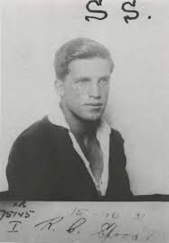 An exact picture of Rhodes who was born in 1911. He was the only remaining child from the five children that she had with William Alfred Cowle. Therefore he was the heir of his father's riches at the age of 21. However his mother spiked his coffee with arsenic. Postmortem was conducted and it was discovered that the cause of death was cerebral malaria. After his death, Daisy de Melker inherited 100 euros from his son's life policy.