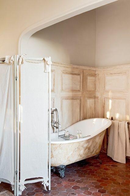 Badezimmer Französisch | 62 Besten Wohnen Wellness Im Bad Bilder Auf Pinterest