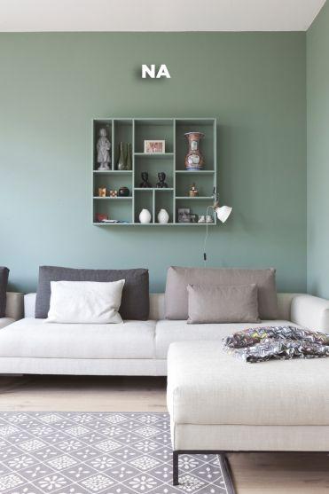 Vert de gris et rose poudré : le color mix idéal pour l'été #decocrush