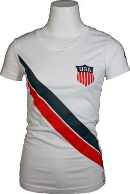 Nike USATF 1948 London Heritage Tee - Vintage